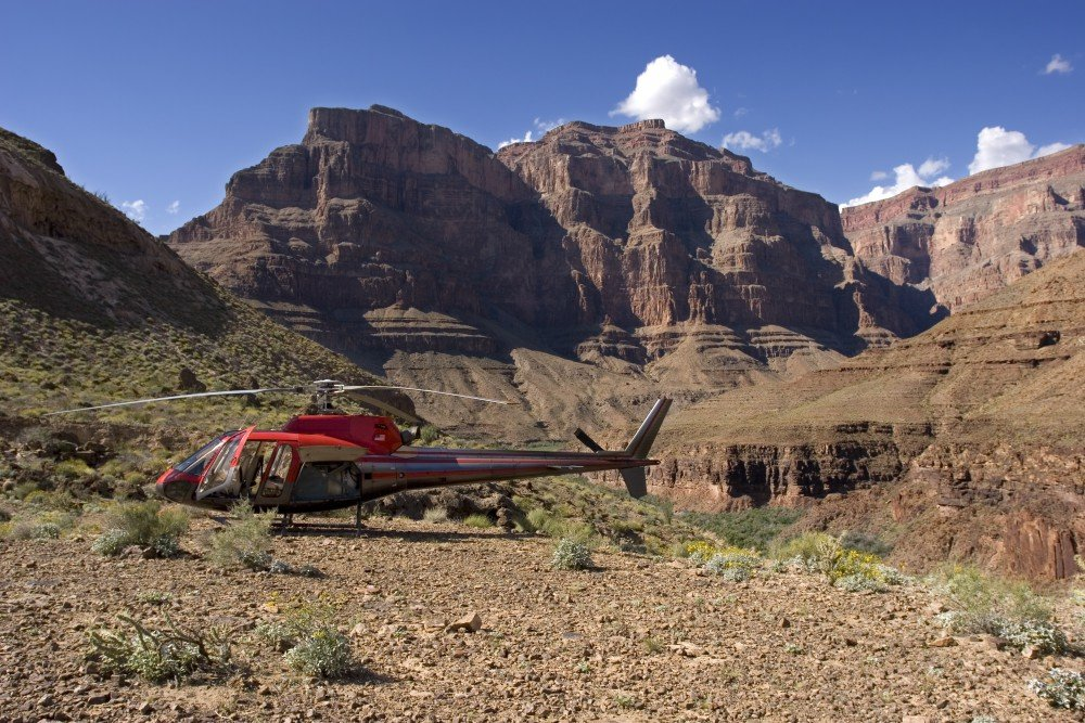 Helicoptero Grand Canyon