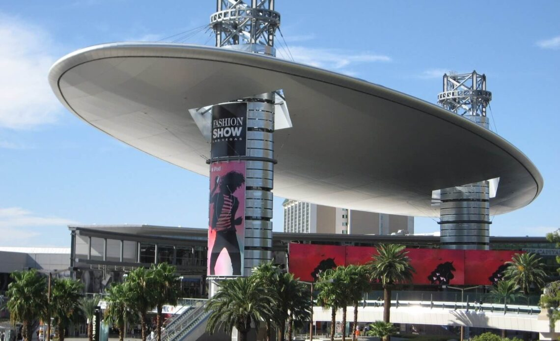 Shopping Fashion Show Mall em Las Vegas
