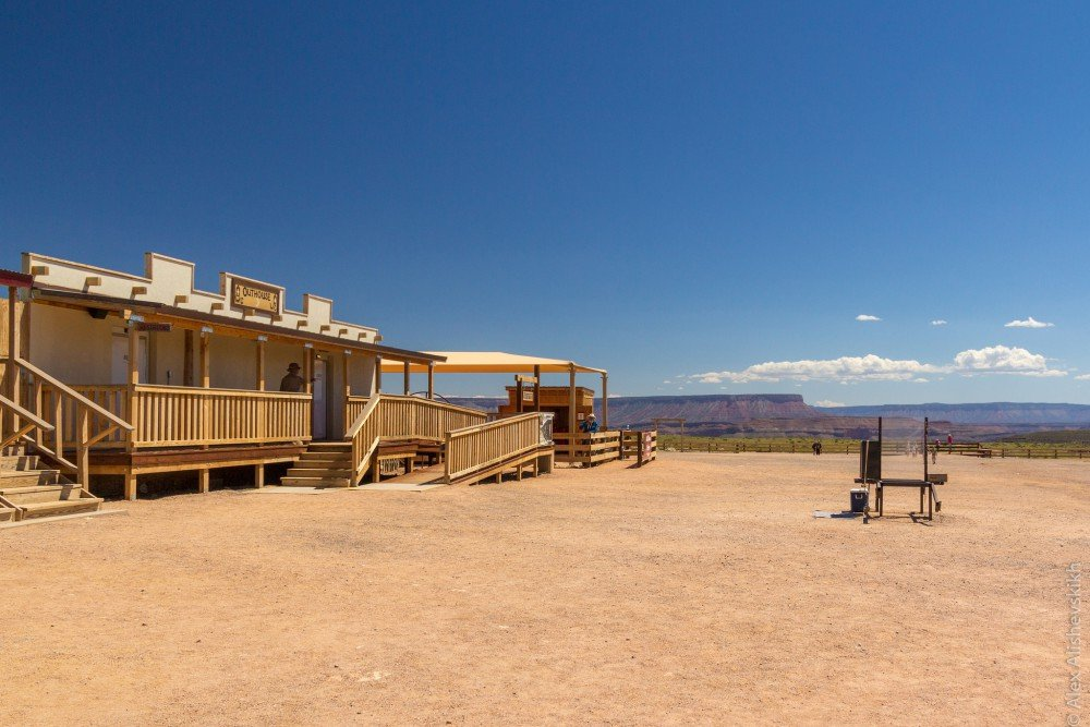 hualapai ranch no grand canyon