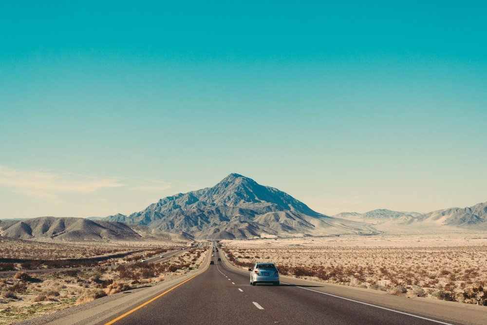 roadtrip para o grand canyon