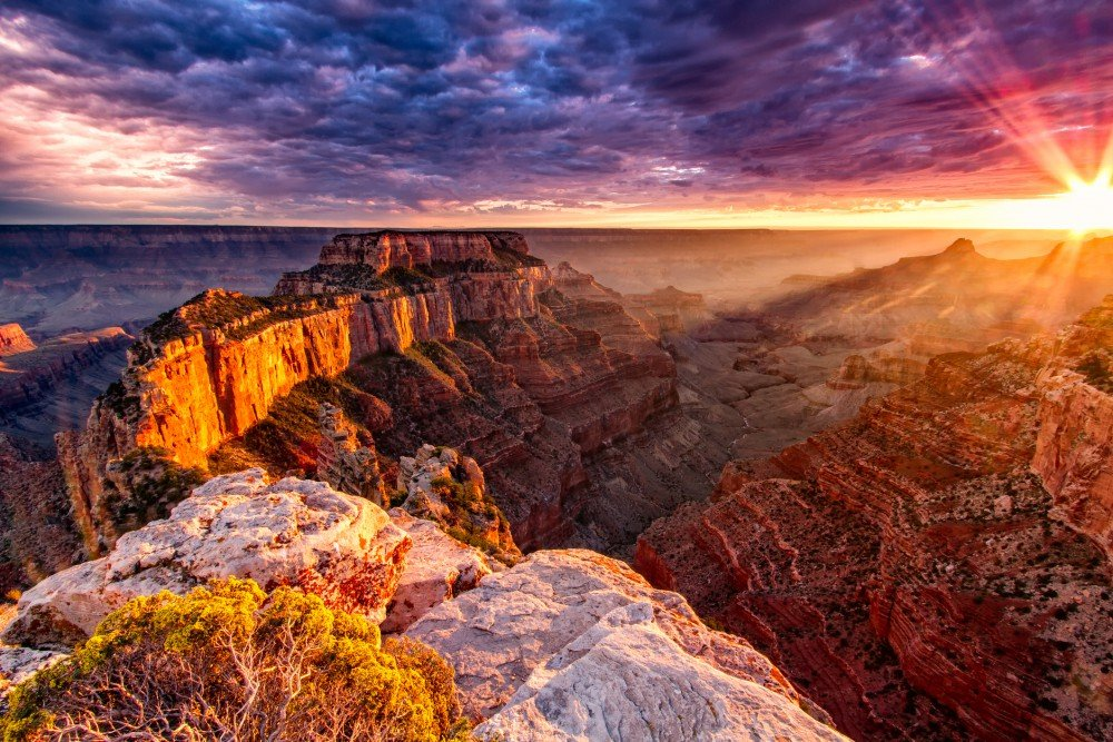 Parque Nacional do Grand Canyon 1