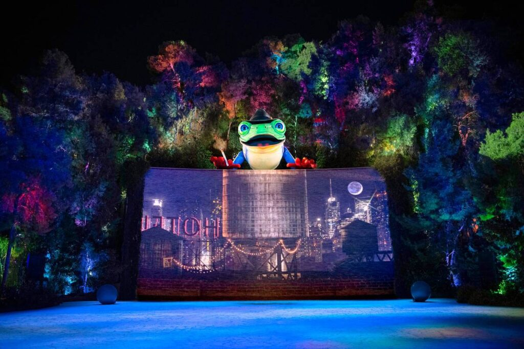 Hotel Wynn Las Vegas reinventa o show Lake of Dreams 4