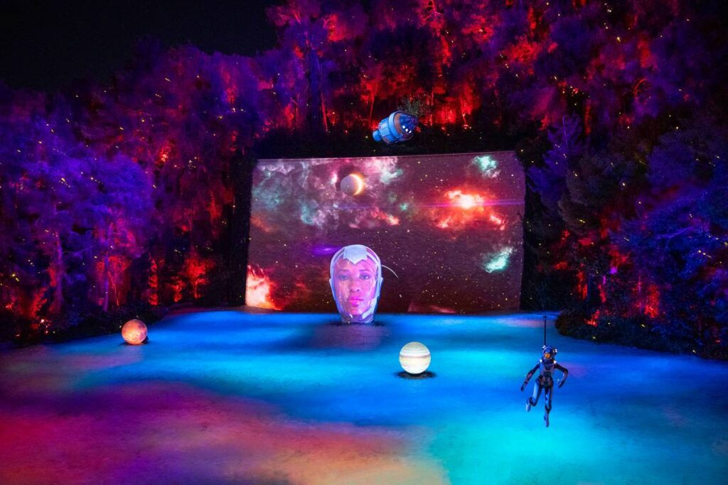 Hotel Wynn Las Vegas reinventa o show Lake of Dreams 5