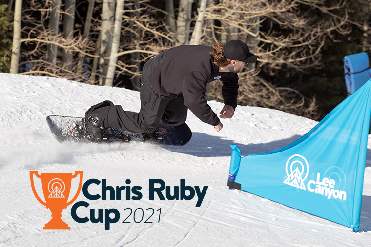 The Chris Ruby Cup 2021 é encerrada no Lee Canyon 1